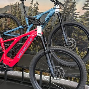 Specialized Turbo Levo Comp M5