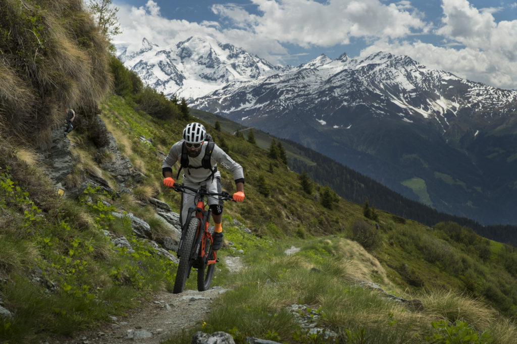 Trek Powerfly Launch in Verbier, Switzerland